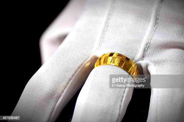 The Groom's Wedding Ring
