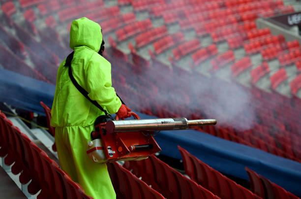HUN: FC Bayern Munich v FC Sevilla: UEFA Super Cup 2020