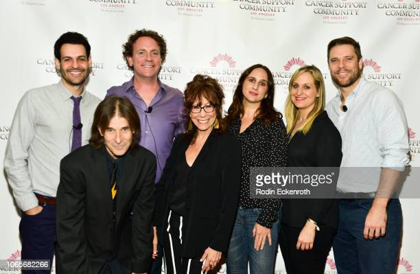 'The Groundlings' Andrew Leeds Eliot Schwartz Mindy Sterling Ariane Price Annie Sertich and Kiel Kennedy attend the Cancer Support Community Los...