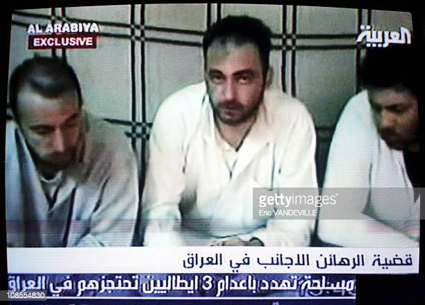 The group holding the hostages has threatened to kill them in five days unless Italians take to the street to publicly denounce their country's...