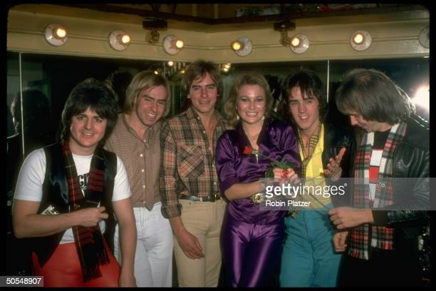The group the Bay City Rollers
