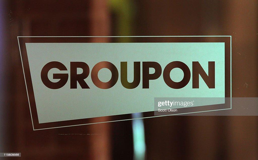 Groupon Prepares For $750 Million IPO : News Photo