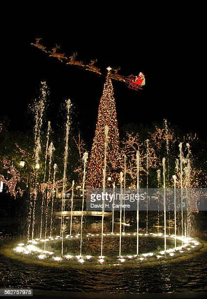 the grove, los angeles, california - the grove los angeles stock pictures, royalty-free photos & images