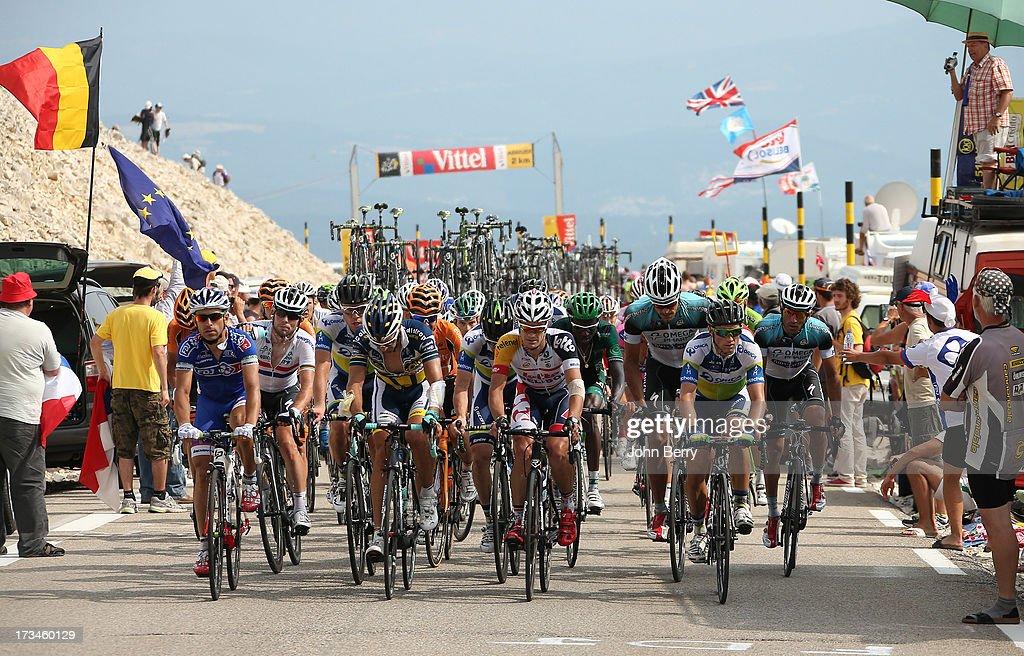 Le Tour de France 2013 - Stage Fifteen : ニュース写真