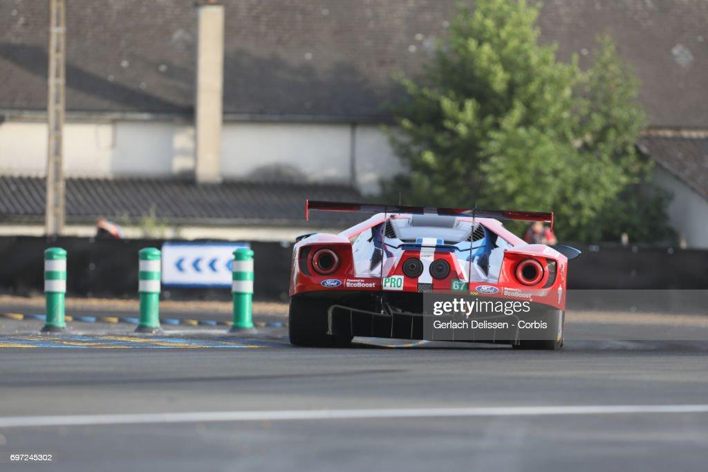 Le Mans 24h Race - Qualifying : News Photo