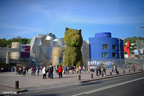 The Guggenheim Museum Bilbao is a museum of modern and contemporary art, designed by Canadian-American architect Frank Gehry, and located in Bilbao,...