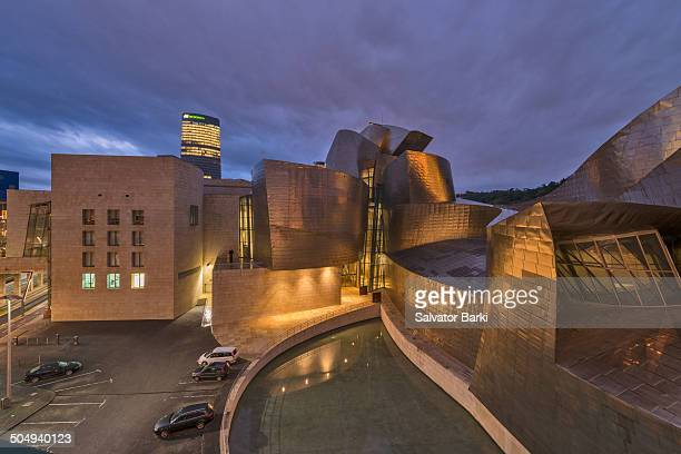 CONTENT] The Guggenheim Museum Bilbao is a museum of modern and contemporary art designed by CanadianAmerican architect Frank Gehry and located in...