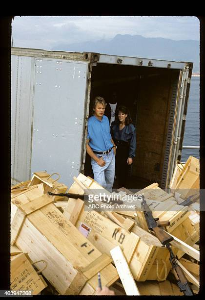 MACGYVER The Gun Airdate October 1 1990 DOWNING