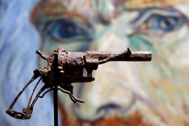 FRA: Van Gogh's Pistol Used In His  Suicide Goes On Auction in Paris