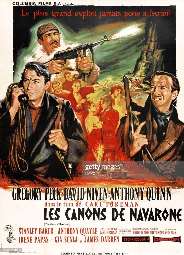 LES NAVARONE DE FILM CANONS TÉLÉCHARGER