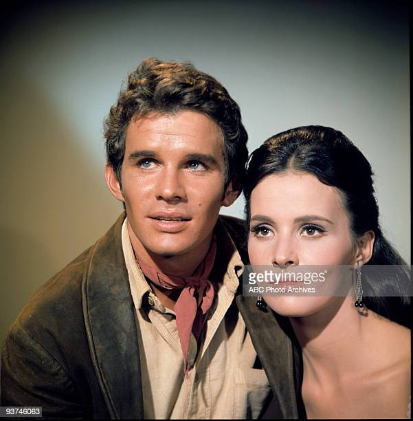 The Guns of Will Sonnet First Love Season One August 24 1967 Portrait of Will Sonnet and Diantha