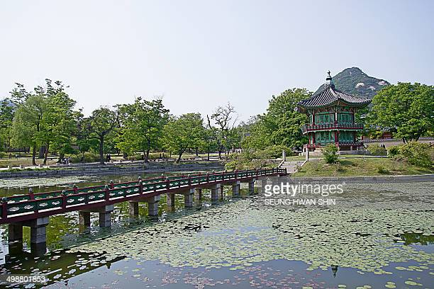 CONTENT] The GyeongBokGung Palace was Rebuilt recently by the government