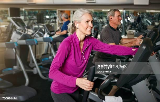 De sportschool, een plek om te komen samen en fit