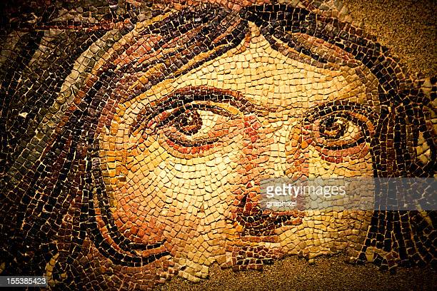 The Gypsy Girl Mosaic of Zeugma (Gaia)