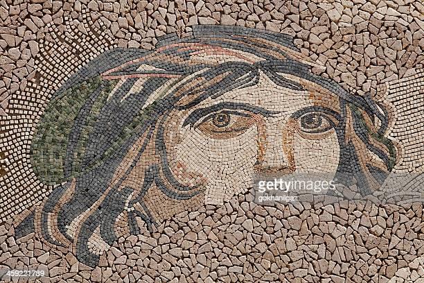 The Gypsy Girl Mosaic