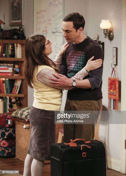 The Gyroscopic Collapse Pictured Amy Farrah Fowler and Sheldon Cooper After Leonard Sheldon and Wolowitz celebrate the completion of the top secret...