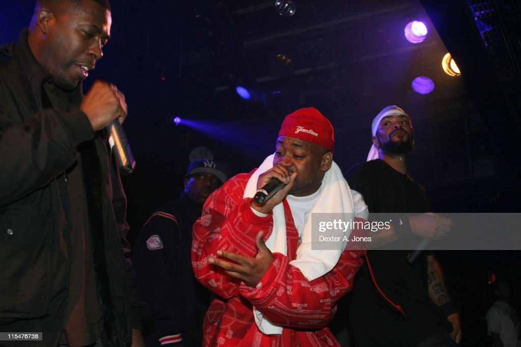 Wu-Tang Clan in Concert - January 13, 2008 : News Photo