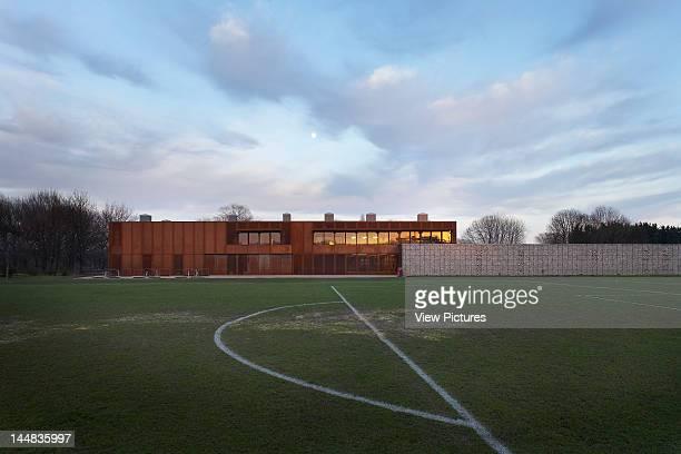 The Hackney Marshes CentreLondon, E9, United Kingdom, Architect: Stanton Williams The Hackney Marshes Centre, Stanton Williams Architects Hackney,...