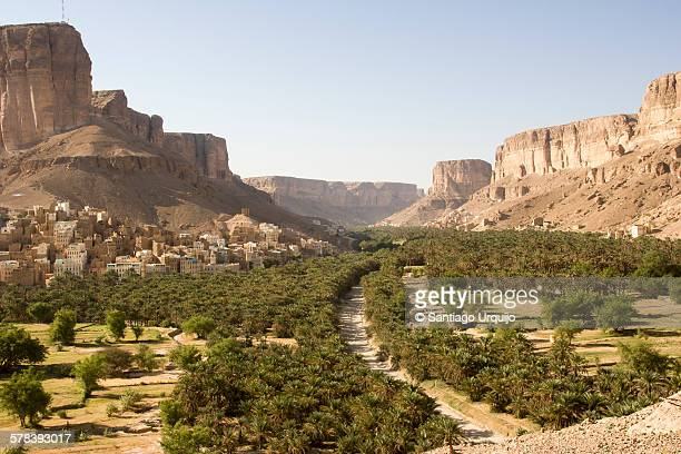 The Hadramaut valley