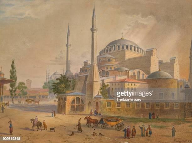 The Hagia Sophia in Constantinople Private Collection