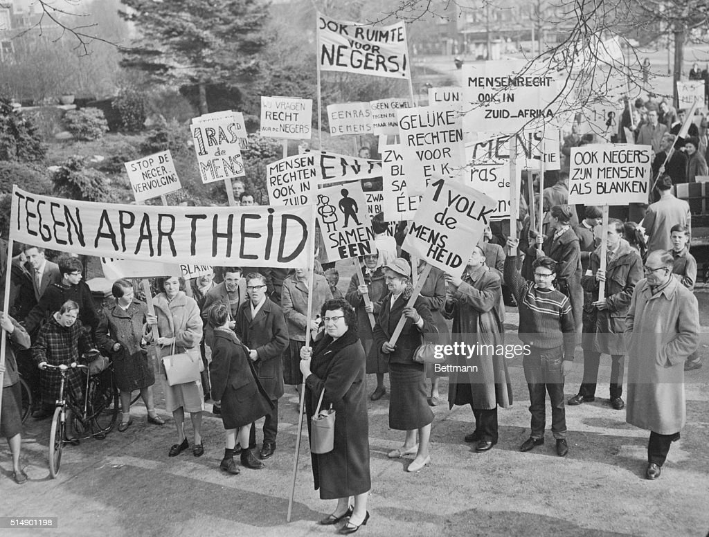 An analysis of protest against government in sharpeville