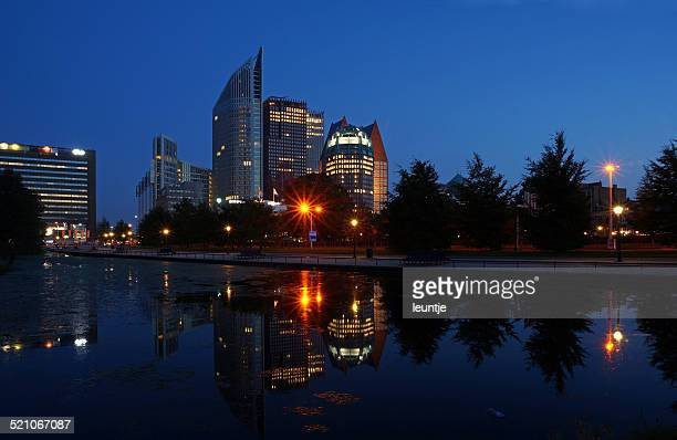 the hague - ministries - ministry of justice stock pictures, royalty-free photos & images