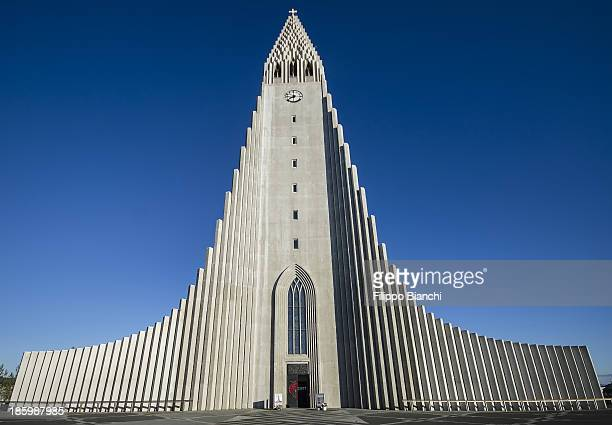 CONTENT] The Hallgrímskirkja is a Lutheran parish church in Reykjavík Iceland and it's the largest and tallest church in Iceland State Architect...