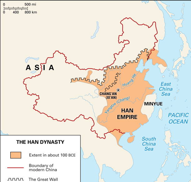 The han dynasty 202 bc ad 220 expanded the boundaries of china and the han dynasty 202 bc ad 220 expanded the boundaries of china and gumiabroncs Choice Image