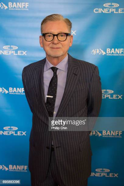 'The Handmaid's Tale ' Executive Producer Warren Littlefield arrives at the Red Carpet for the Rockie Awards Gala Cermemony during the 2017 Banff...
