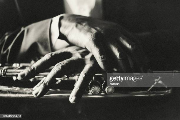 the hands of the musician - folk music stock pictures, royalty-free photos & images