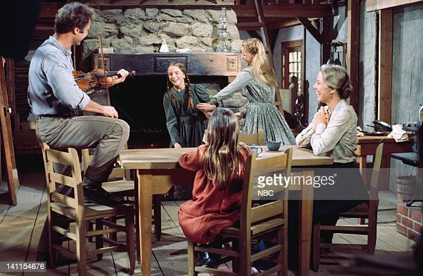 PRAIRIE 'The Handyman' Episode 4 Aired Pictured Gil Gerard as Chris Nelson Melissa Gilbert as Laura Ingalls Wilder Melissa Sue Anderson as Mary...