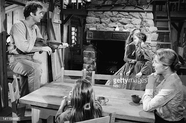 PRAIRIE The Handyman Episode 4 Aired Pictured Gil Gerard as Chris Nelson Lindsay or Sydney Greenbush as Carrie Ingalls Melissa Gilbert as Laura...