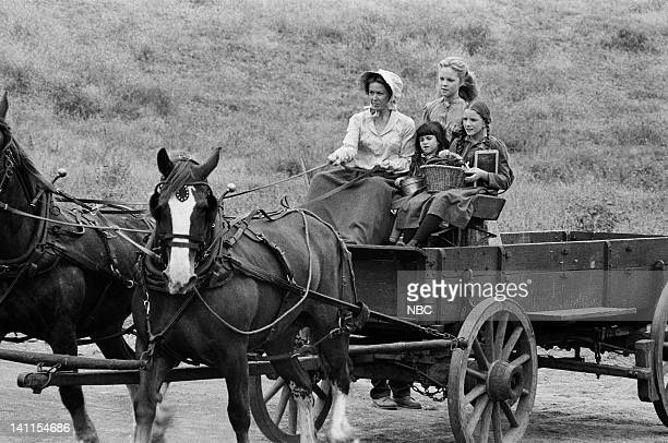 PRAIRIE The Handyman Episode 4 Aired Pictured Karen Grassle as Caroline Quiner Holbrook Ingalls Lindsay or Sydney Greenbush as Carrie Ingalls...