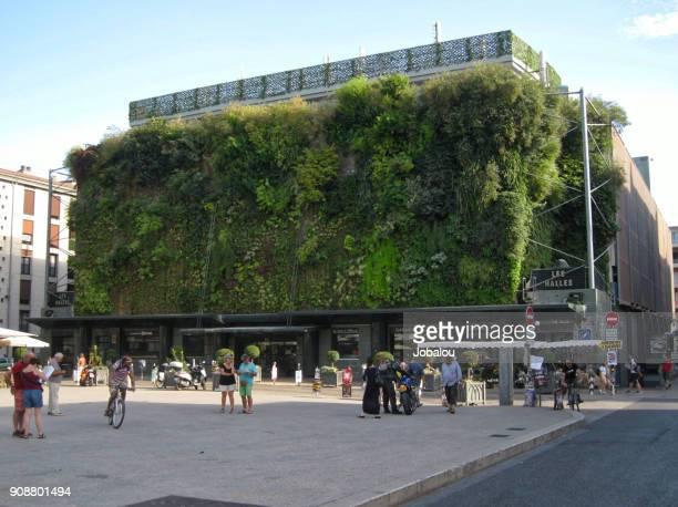 The Hanging Garden of the Halles d'Avignon