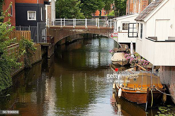 The hanging kitchens of Appingedam