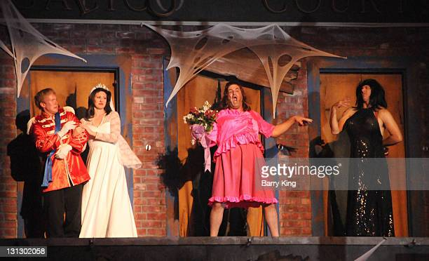 The Hanging show spoof of Prince William, Duke of Cambridge and Catherine, Duchess of Cambridge, actress Melissa McCarthy and tv personality Kim...