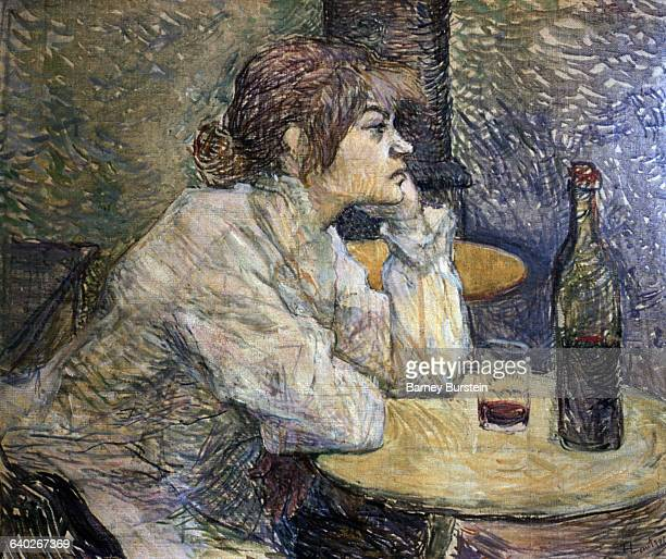The Hangover by Henri de ToulouseLautrec