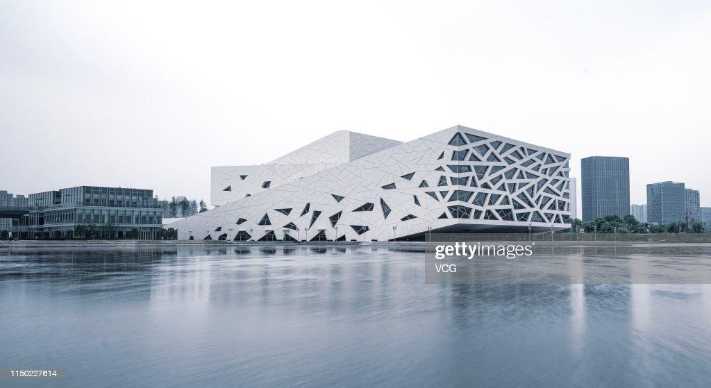 CHN: Hangzhou Grand Theatre
