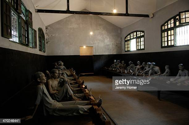 The Hanoi Hilton a former prison from the American War Former inmates include John McCain