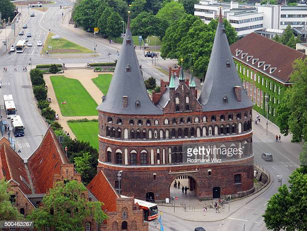 The Hanseatic City of Lübeck is the second-largest city in Schleswig-Holstein, in northern Germany. Because of its extensive Brick Gothic...
