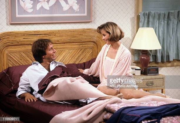 """The Happy Couple"""" - Airdate: October 9, 1984. JOHN RITTER;MARY CADORETTE"""