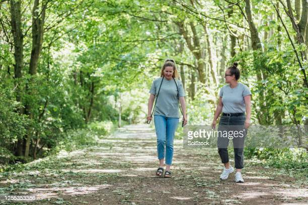 the happy couple - walking stock pictures, royalty-free photos & images