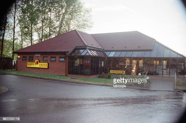 The Happy Eater Near Belbroughton 16th May 1990