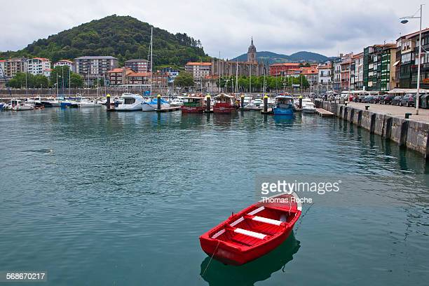 The harbor at Lekeitio