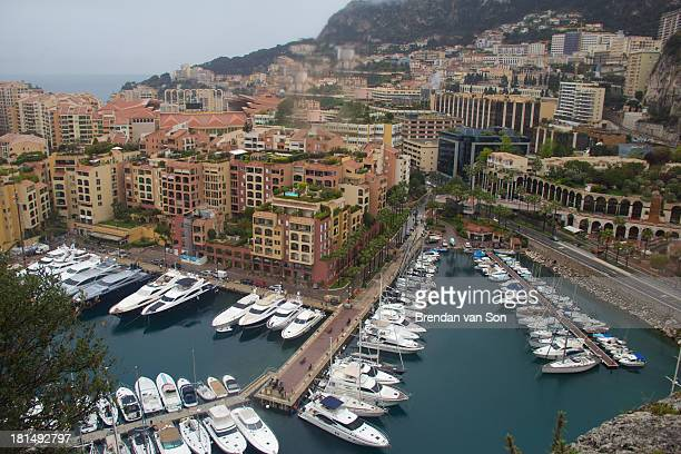 CONTENT] The harbour in Monte Carlo Monaco