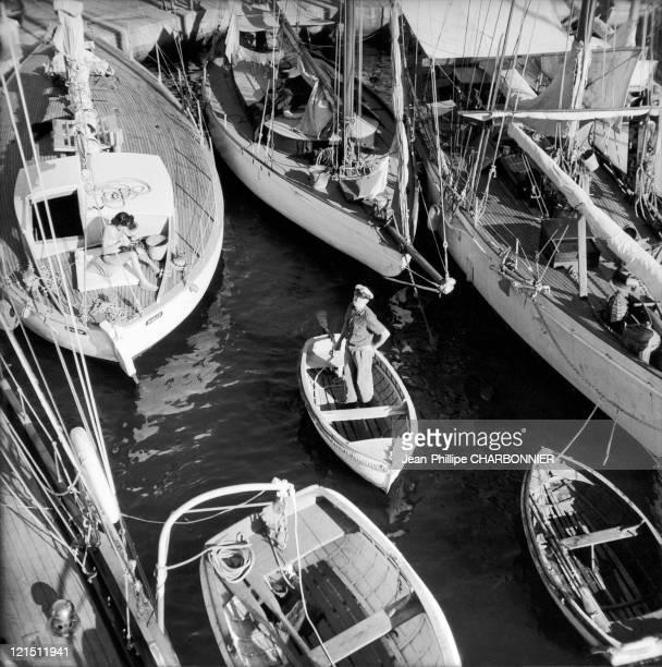 The Harbour Of SaintTropez 1951