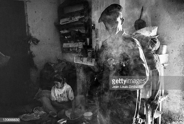 The Harkis in Algeria.