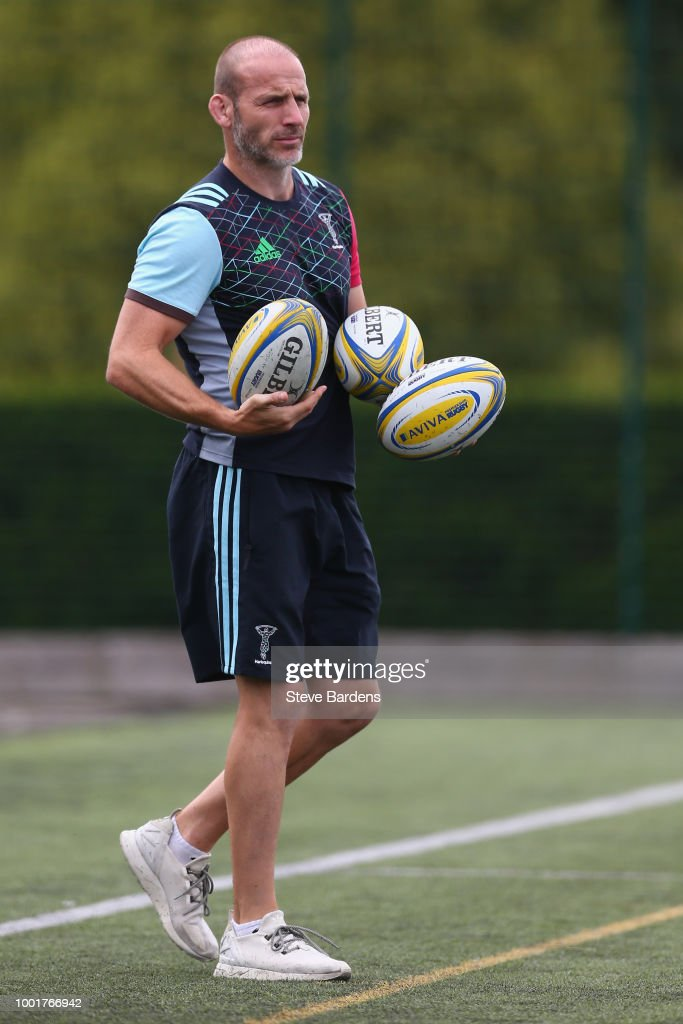 Harlequins Training Session