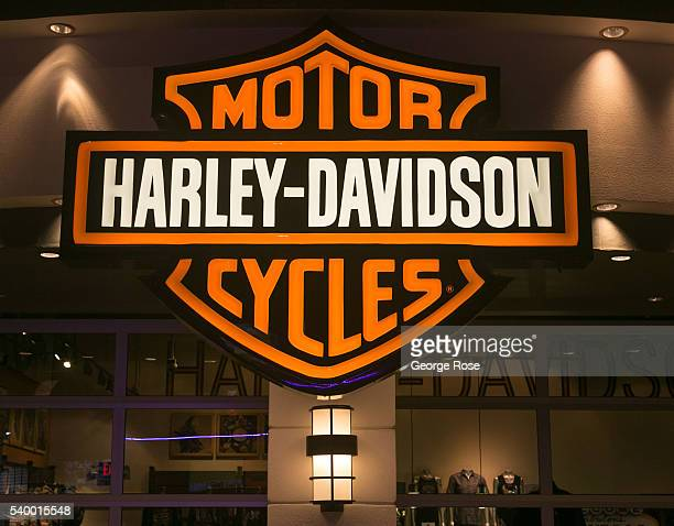 Las Vegas Harley Davidson Store Stock Photos And Pictures Getty Images