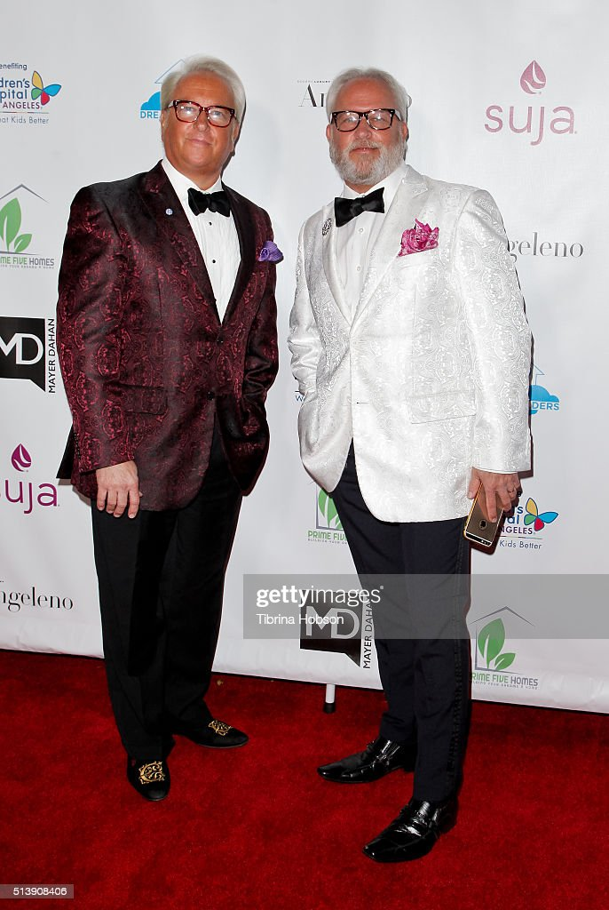 "The Dream Builders Project 3rd Annual ""A Brighter Future For Children"" Black Tie Charity Gala : News Photo"